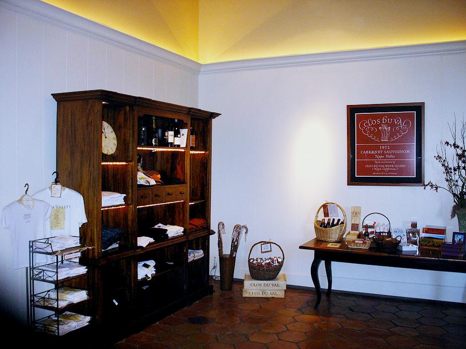 clos-du-val-winery-interior-photograph